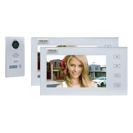 Chuông cửa có hình IC-100-W-S2