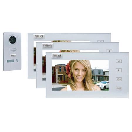 Chuông cửa có màn hình IC-100-W-S3