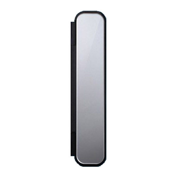 Gá khóa cửa kính Gateman Shine 2 way