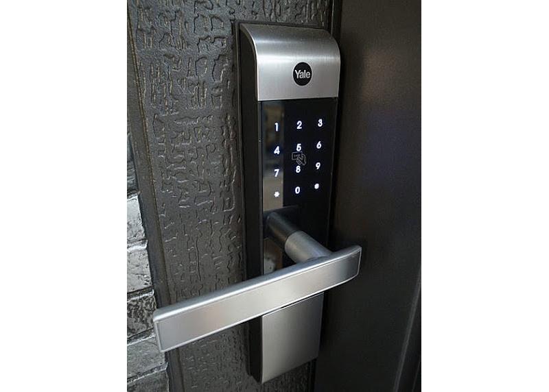 Khóa cửa mật mã - thẻ từ Yale YDM 3109 - ảnh 13