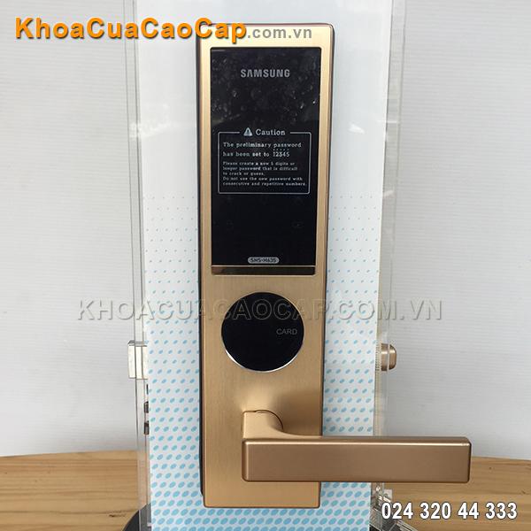 Khóa thẻ từ mã số Samsung SHS-H635
